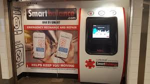 Vending Machine Repair Nyc Delectable Cellomat Mobile Phone Repair Service Kiosk Comes To The US Kiosk