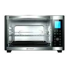 oster stainless steel convection oven 6