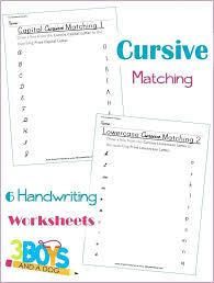Cursive Capital Letter Worksheets Lower Case Cursive Letters ...