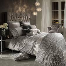 Kylie Minogue Esta Silver Duvet Quilt Cover Bedding Pillowcase ... & Kylie-Minogue-Esta-Silver-Duvet-Quilt-Cover-Bedding- Adamdwight.com