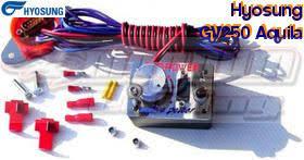 hyosung gv250 aquila magnum evo tech motorcycle performance chip bike fuel controller hyosung gv250 aquila