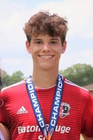 Charlie Garrison's Men's Soccer Recruiting Profile