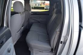 toyota tacoma truck seat covers 2005 used toyota tacoma double 141 automatic 4wd at clayton