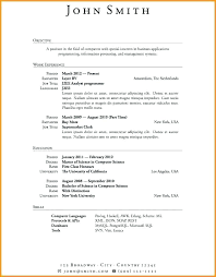 Sample Resume For High School Student First Job Loopycostumes Com