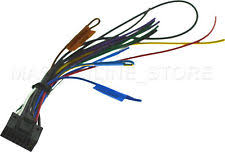 kenwood car audio and video wire harness kenwood kdc hd552 kdchd552u genuine wire harness buy today ships today