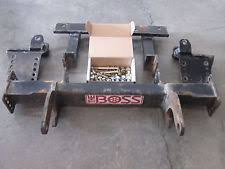 used boss snow plows boss snow plow lta 04767 undercarriage mount 1999 2010 chevrolet gmc 2500 3500