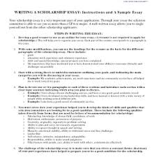 writing essays for scholarships examples sample scholarship you   writing essays for scholarships examples 13 entrancing nursing scholarship uk