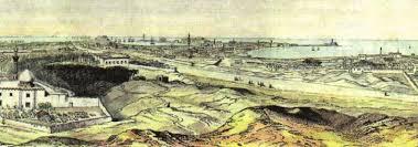 Независимость османского Египта xix век Новая история Реферат  Вид Александрии в 1830 г