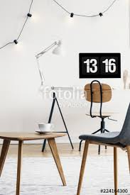 white wood desk top. Exellent Desk Wooden Table And Lights In White Freelanceru0027s Interior With Chair At Desk  Desktop Computer To White Wood Desk Top O