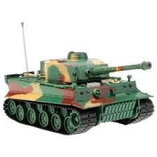 «<b>Радиоуправляемый танк Germany</b> Tiger (3828)» — Детские ...