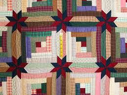 Colorado Log Cabin Quilt -- gorgeous ably made Amish Quilts from ... & ... Multicolor Colorado Log Cabin Quilt Photo 4 ... Adamdwight.com