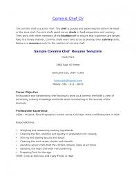 Pizza Chef Cover Letter Lead Line Cook Resume Sample Example