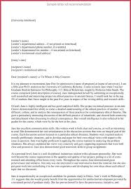 How To Write A General Letter Of Recommendation Formal Reference Letter Format 8 Sample Letters And Examples