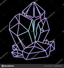 эскиз кристалл кристалл эскиз эскиз татуировки кристалл