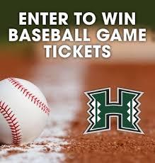 University Of Hawaii Baseball Giveaway