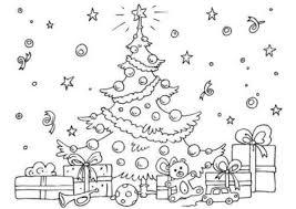 Alberi Di Natale Particolari Da Colorare Disegni Di Natale 2019