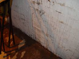Ask OTH Dusty And Dripping Basement Walls Old Town Home - Finish basement walls