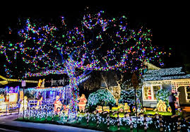 How To Plug In All Christmas Lights Christmas Lights Could Be Slowing Your Wi Fi Connection
