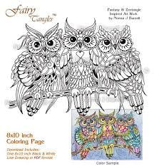 Small Picture 213 best Coloring Pages Fairies by Fairytangles images on