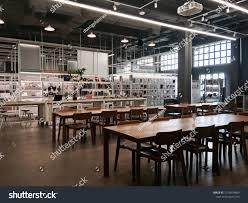 Bangkok Design Center Thailand 14 August 2018 Materials Resources Stock Photo