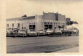 Teague Chevrolet Texas Towns Mount Vernon Downtown