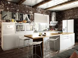 Loft Kitchen Open Loft Kitchen Interior Design Ideas