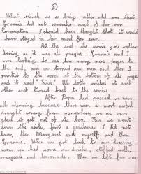 queen s diamond jubilee exclusive photos and letters give insight the coronation lilibet dedicates her essay to mummy