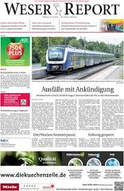 Weser Report Nord Vom 14072019 By Kps Verlagsgesellschaft Mbh