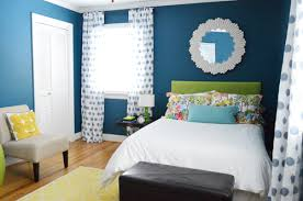 mirror paint for wallsMirror Mirror On The Dark Teal Wall  Young House Love