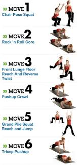 photos of home workouts plans without weights