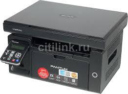 Купить <b>МФУ</b> лазерный <b>PANTUM M6500</b>, A4, лазерный, черный в ...