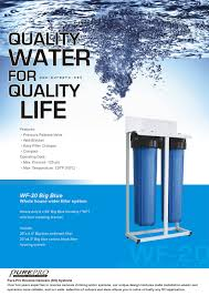 Big Water Filter Systems Pureproar Wf 20 Whole House Filter