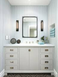 54 inch bathtub example of a small transitional kids limestone floor bathroom design in with an