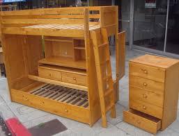 bunk bed trundle desk bunk bed desk trundle