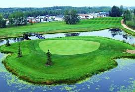 Lovely golf course! - Review of Whispering Pines Golf & Country Club Resort, Pine Lake, Alberta - Tripadvisor