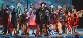 Smartly retooled for the stage from the 1983 mgm holiday movie (a perennially popular december cable staple), this nostalgic tale set in 1940. Review A Christmas Story The Musical At The Media Theatre Dc Metro Theater Arts