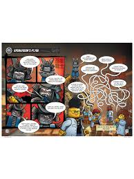 LEGO Ninjago Spot The Samurai-Droid Search-And-Find Book at John Lewis &  Partners