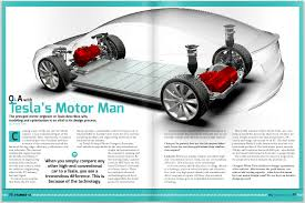how tesla car works charged evs q a with teslas lead motor engineer full interview
