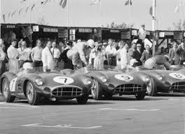 1958 Aston Martin Dbr1 Simeone Foundation Automotive Museum