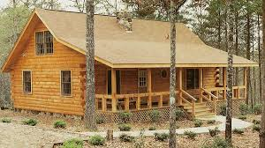 the ina is a very popular log home design with 1286 sq ft