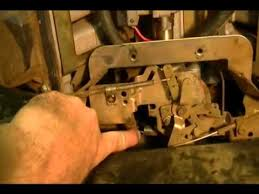 small engine repair how to adjust the mechanical governor on a small engine repair how to adjust the mechanical governor on a kohler v twin engine