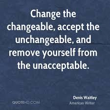 Quote On Change Cool Denis Waitley Change Quotes QuoteHD