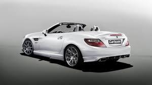 2012 Mercedes-Benz SLK tuning by Carlsson 16.06.2011 photo