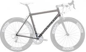 Litespeed Size Chart Litespeed Xicon Ti 2012 Frame 2012 Review The Bike List