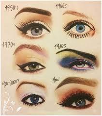 makeup tutorial decades edition pt 1