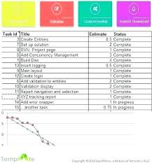 Task Management Spreadsheet Template Project Management Spreadsheet Excel Template Project Management