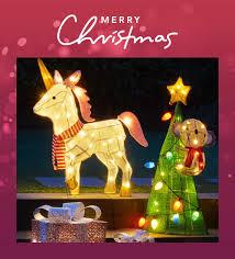 Kmart Christmas Lights Kmart Australia Light Santas Way Milled