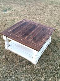 plank coffee table large square rustic baer wide plank coffee table farmhouse plank coffee table west elm