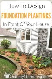 foundation planting basics tips step