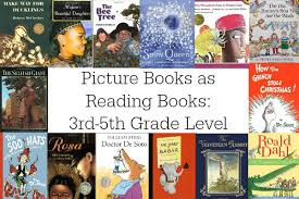 picture books as reading books